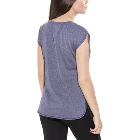Odlo Helle T-Shirt S/S Women peacoat melange